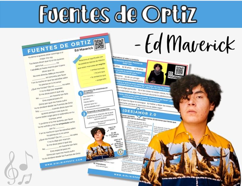 Fuentes de Ortiz, de Ed Maverick (B2+)