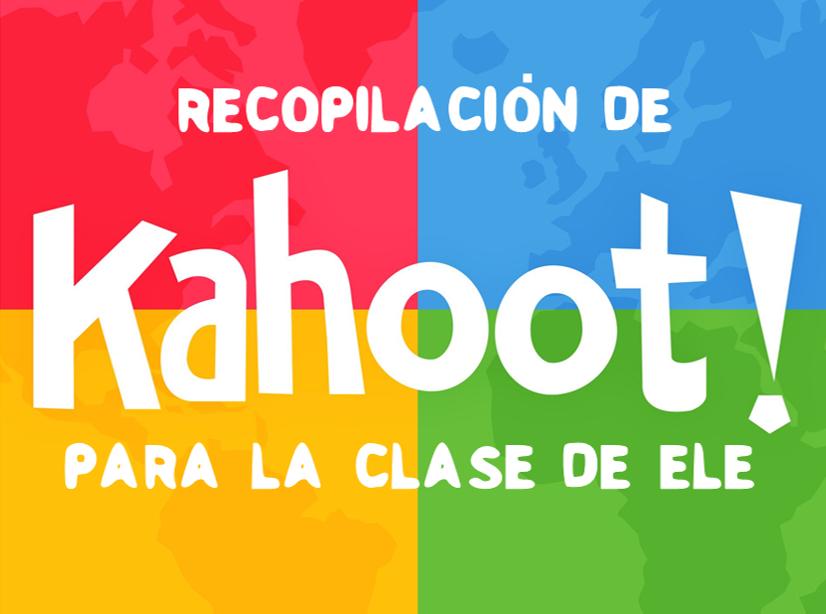 kahoot para clase de ELE